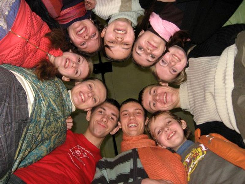 Meditazione in gruppo, la gioia della collettività