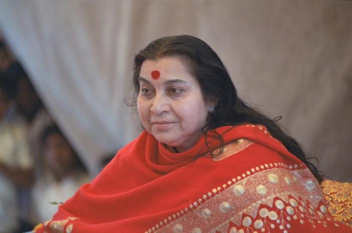 Tecniche di rilassamento Shri Mataji Nirmala Devi