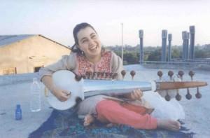 Musica per meditare, Sarod, Barbara Kaldes