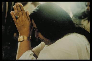 Shri Mataji ha aperto il Sahasrara il 5 Maggio 1970